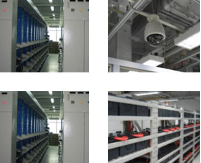 全网数据机房设施