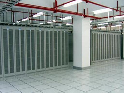 全网数据樟木头机房环境