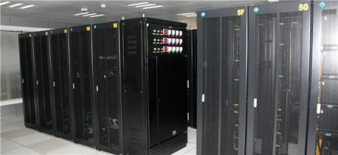 服务器机房