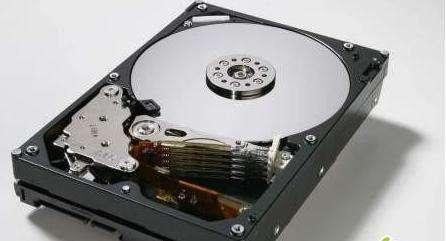 服务器硬盘问题