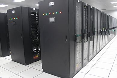 全网数据华科机房环境