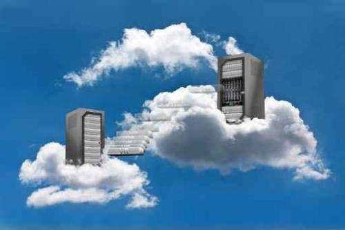 云存储服务器