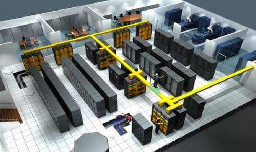 云数据中心与传统数据中心建设成本的区别